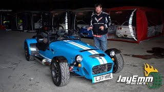 The Lost Review: Caterham 620S