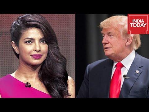 Priyanka Chopra Hits Out At Donald Trump