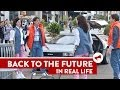 Back To The Future Twins Prank   Movies In Real Life (Episode 5)