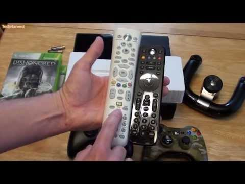 Official Xbox 360 Media Remote
