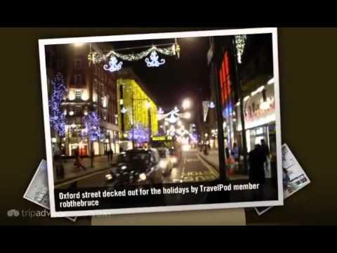 Oxford Street - London, England, United Kingdom