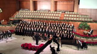 O Holy Night by the Indianapolis Youth Chorale (IYC)