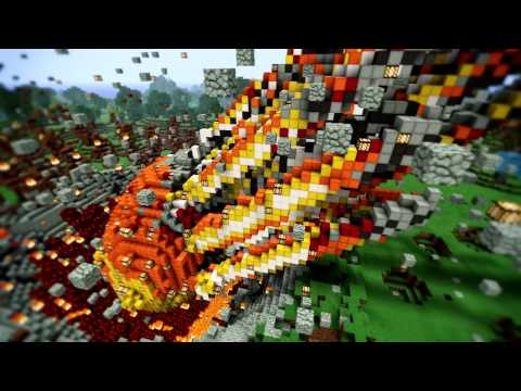Amazing Minecraft Cinematic Effects