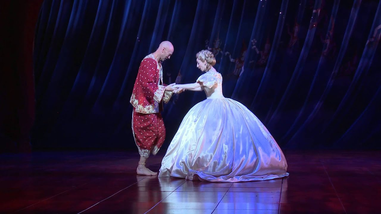 The King and I | Sydney | Shall We Dance - Lisa McCune ... Sadie Robertson