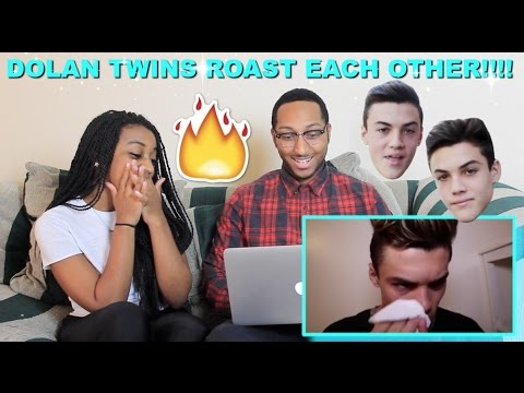 "Couple Reacts : ""ROASTING EACH OTHER!!? (DISS TRACK)"" By the Dolan Twins Reaction!!!"