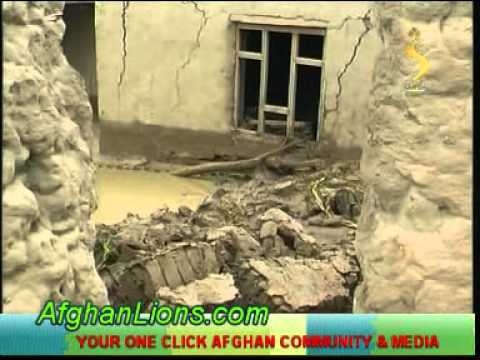 Floods in Afghanistan & Pakistan : Natural Hazards