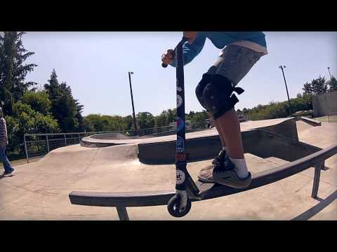 GoPro Skateboarding and Scootering: A Day at The Skatepark