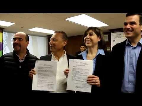 Registra PAN de Nuevo León ante CEE candidatos a Montemorelos, Cadereyta, Marín y General Bravo.