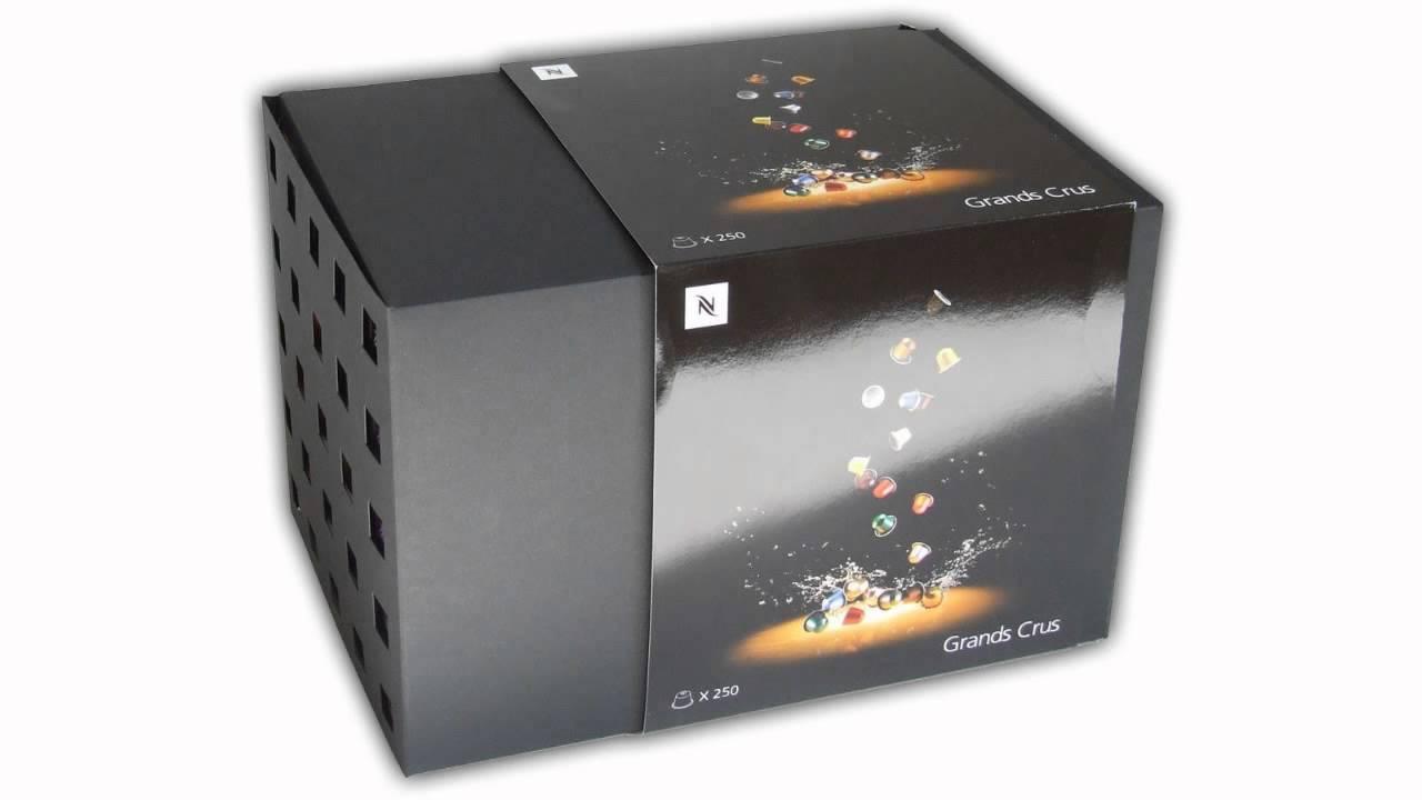 nespresso kapseln willkommens sortiment 250 kapseln. Black Bedroom Furniture Sets. Home Design Ideas