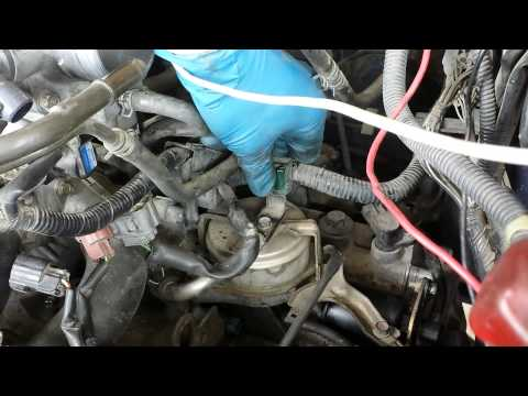 Acura TL transmission removal 99-03 Part 1 of 2