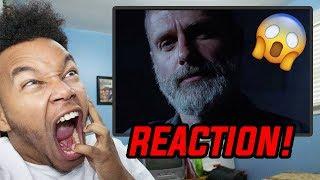 The Walking Dead Season 9 Trailer REACTION!