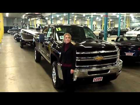 Chevrolet Silverado 2500 Vs. 2012 Ford F-250 Super Duty, 2012 Ram 2500