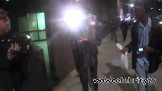 The Descendants - Giuliana Rancic leaving the The Descendants movie premiere in Hollywood