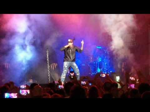 Vanilla Ice Intro Live 2017 The Joint Hard Rock Hotel Las Vegas