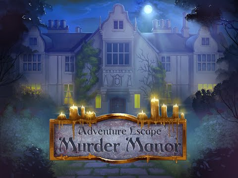 Adventure Escape: Murder Manor APK Cover