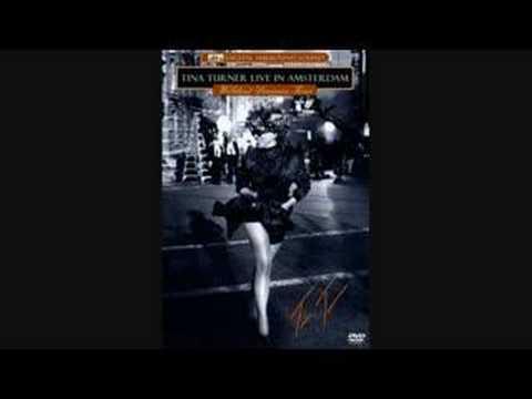 Tina Turner - Dancing In My Dreams