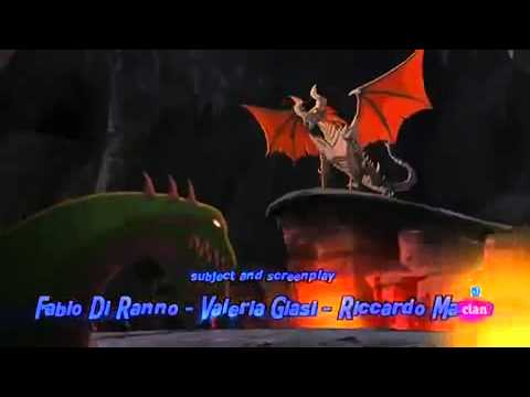 Intro serie Dino Froz