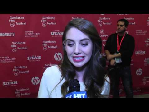 Alison Brie on 'Community' being at Yahoo, she's never felt more supported