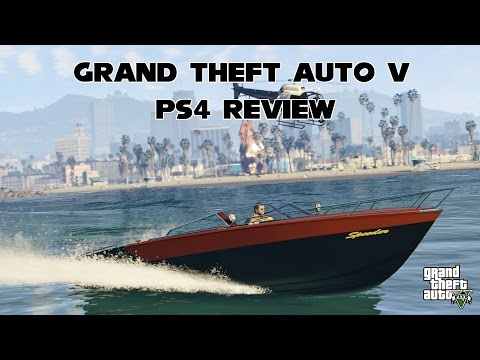 Grand Theft Auto V PS4 Review