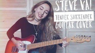 Steve Vai - Tender Surrender cover by Yana