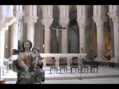 Monastery of Alcoba�a (Portugal) HD / Mosteiro de ALCOBA�A HD