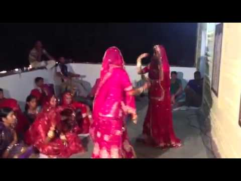 Rajasthani Ghumar video
