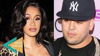 Rob Kardashian LIED! Cardi B Talked To Cuban Doll After Offset Cheating Scandal! | DR