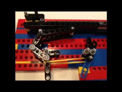 How to Build an Easy Lego Gun