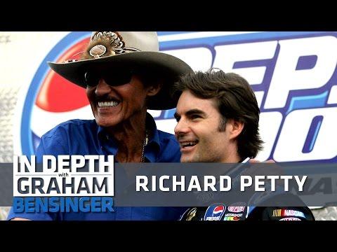 Richard Petty: Jeff Gordon represented an entire era
