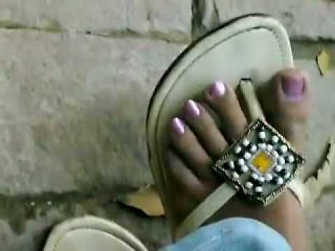 Pakistani Girls Feet. - Video.flv video