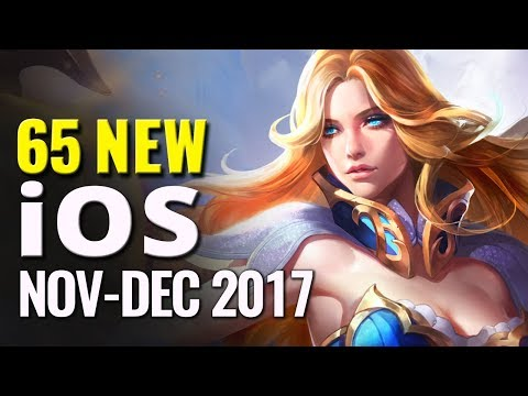 iOS Playscore Scoop November and December 2017 | 65 Best New iPhone & iPad games reviewed