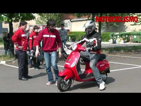 Motociclismo insegna a prendere il patentino
