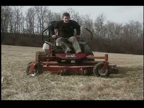 how to make a zero turn mower faster