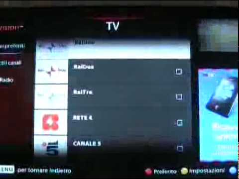 Telecom italia lancia CuboVision