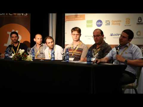 Bitcoin TLV `14, #28 - Panel - The Bitcoin Apocalypse - Technological Threats