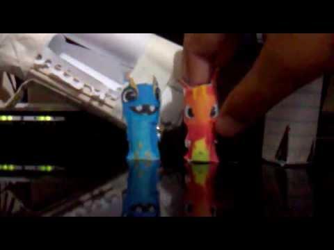 brinquedos de slugterraneo caseiros