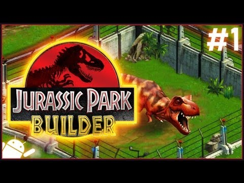 Jurassic Park Builder   #1   Free-To-Play Dinosaurs!