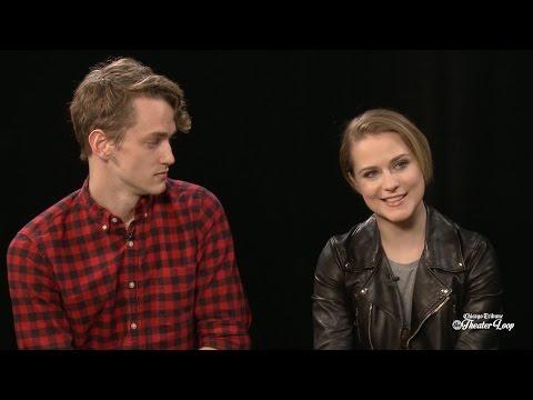 Evan Rachel Wood & Michael Thomas Grant discuss 'Dear John Hughes'