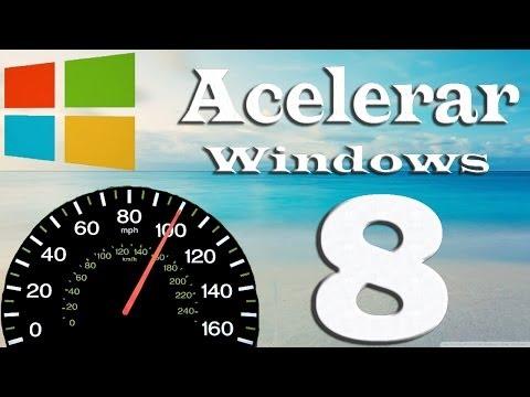 Como Acelerar Windows 8 Al Maximo 2014 (Comprobado)