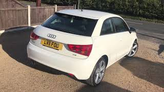 2011 AUDI A1 1.6 TDI SPORT  FOR SALE   CAR REVIEW VLOG