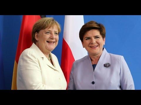 Angela Merkel, Beata Szydło - Deutsch-Polnische Regierungskonsultationen 22.06.2016
