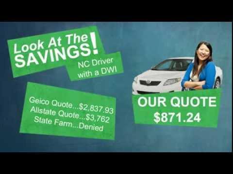 Guaranteed Lowest Auto Insurance after a DWI DUI Toll Free 855 DWI-OKAY www.dwipayless.com