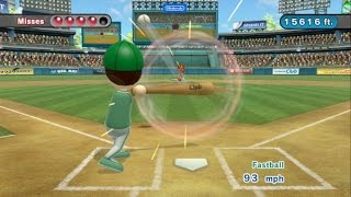 Wii Sports Club Baseball - Homer Hero - 17,424 Points (Gold Medal)