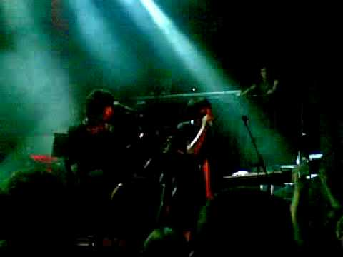 Ladytron - Destroy Everything You Touch - Tripod Dublin part 2