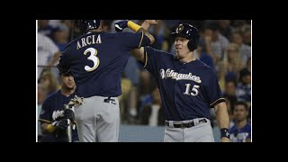 Chacin, Brewers' bullpen blank Dodgers 4-0 for 2-1 NL Championship Series lead