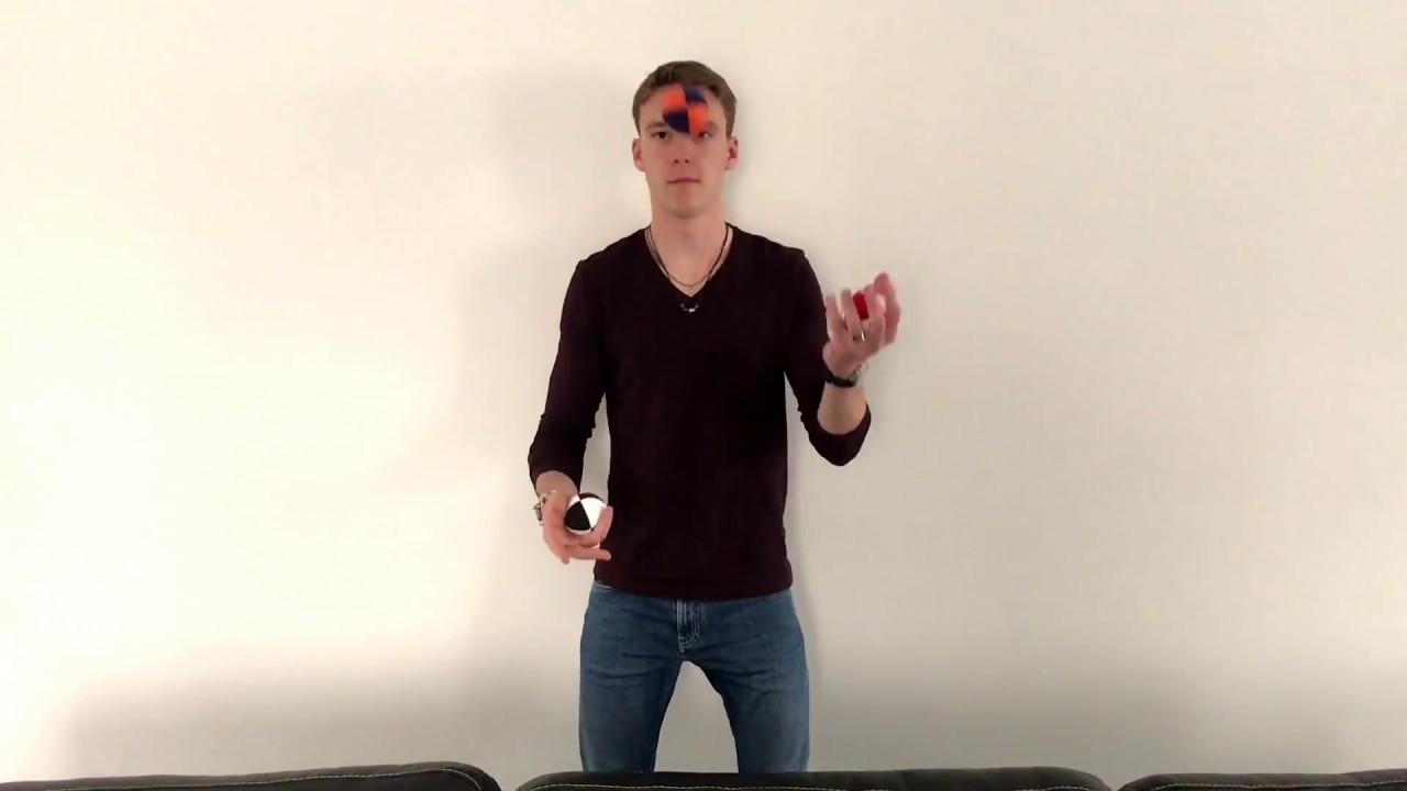 How to Juggle Three Balls