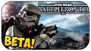 How To Get Into The Star Wars Battlefront 2 BETA - PS4, Xbox One & PC!