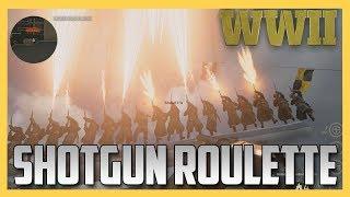 WW2 Shotgun Roulette on the Xbox One X!