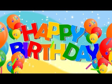Best Happy Birthday Song - Nursery Rhymes & Songs For Kids video
