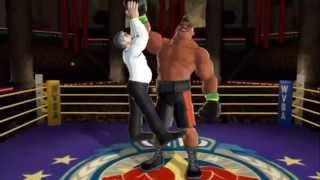 Punch-Out!! Wii - All Opponent Win Animations (HD)